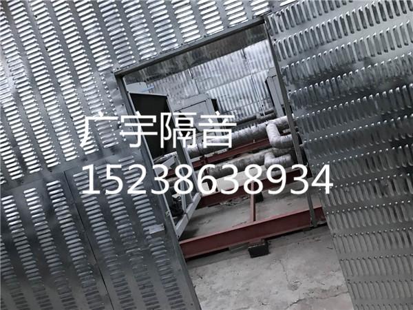 空调机组噪音治理5